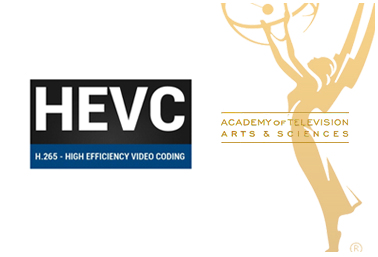 HEVC H.265 - HIGH EFFICIENCY VIDEO CODING. ACADEMY OF TELEVISION ARTS & SCIENCES