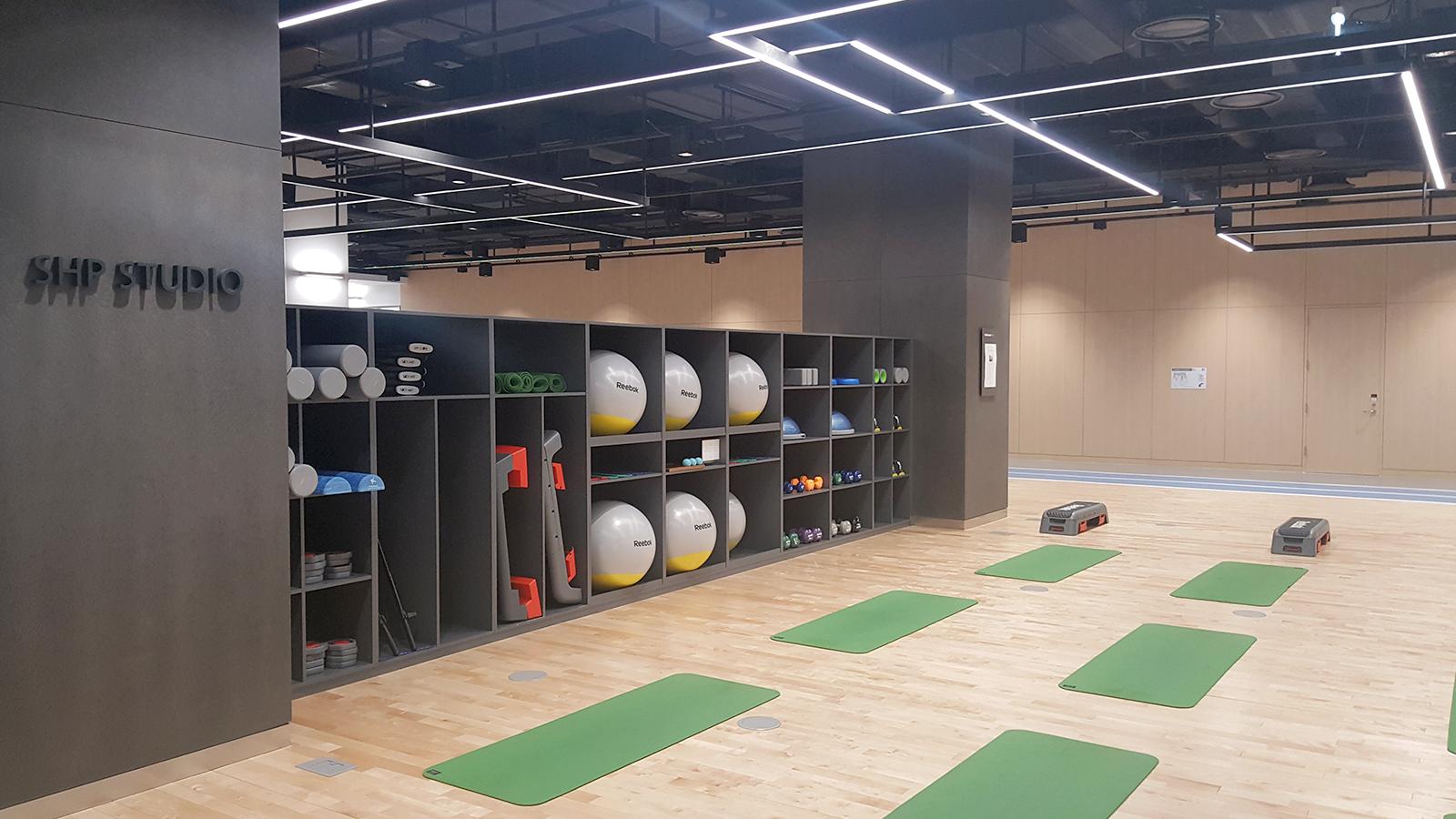 Fitness Center 5
