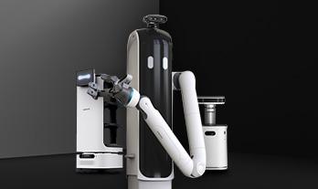 Background menu image - Robot