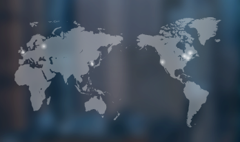 Background menu image - Global AI Centers Map
