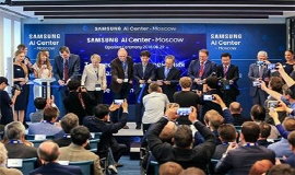 Samsung Electronics Launches AI Center in Russia
