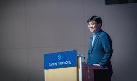 Samsung Artificial Intelligence (AI) Forum 2018
