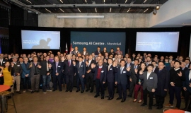 Samsung Electronics Opens another AI Center in Montreal and Expands AI Research Presence in North America