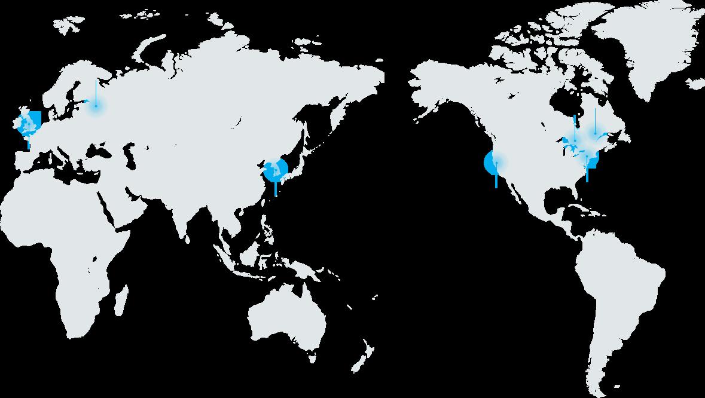 background world map