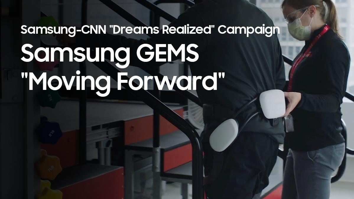 Samsung GEMS 'Moving Forward' thumbnail image