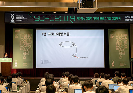 The 5th SCPC Finals