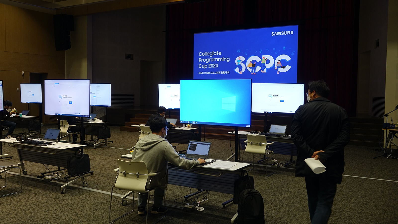 The 6th SCPC Finals 2