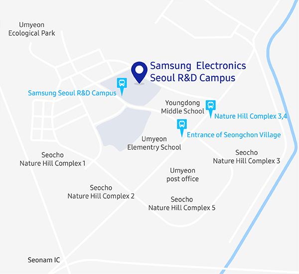Seoul R&D Campus <ap