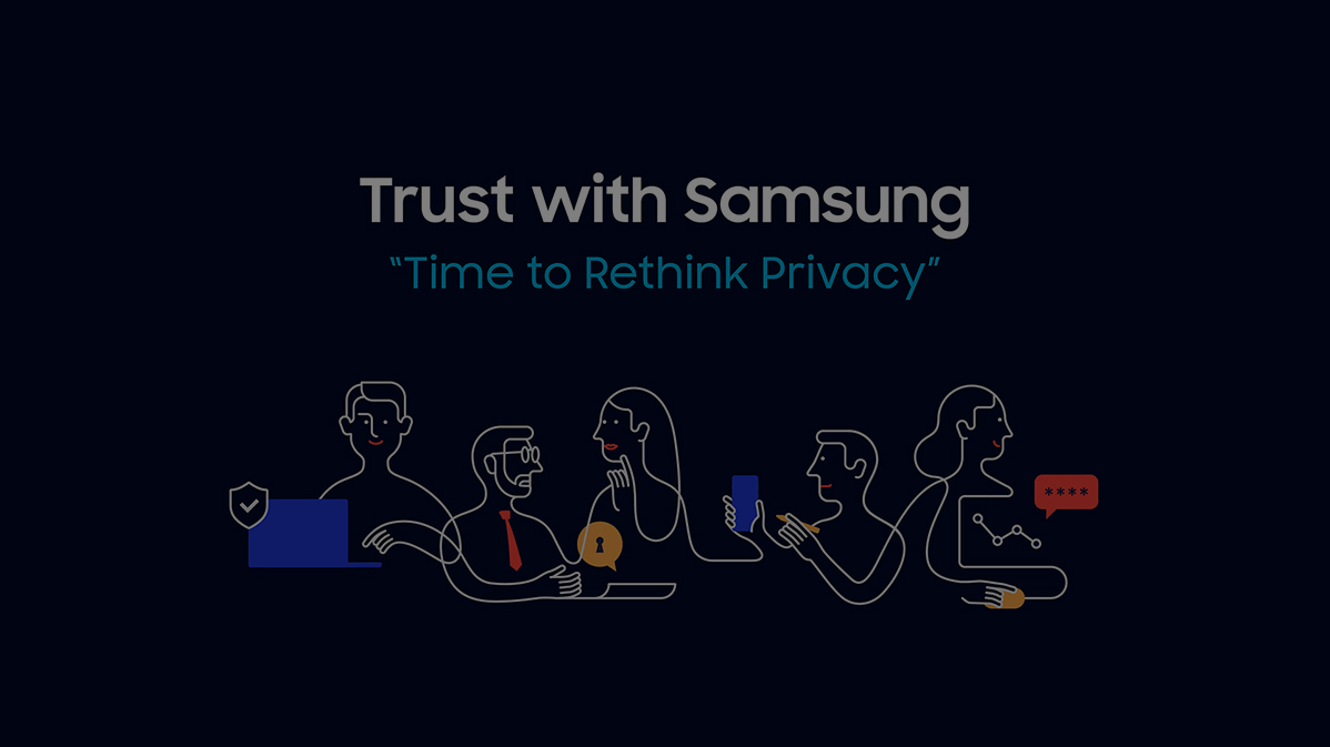 Trust with Samsung