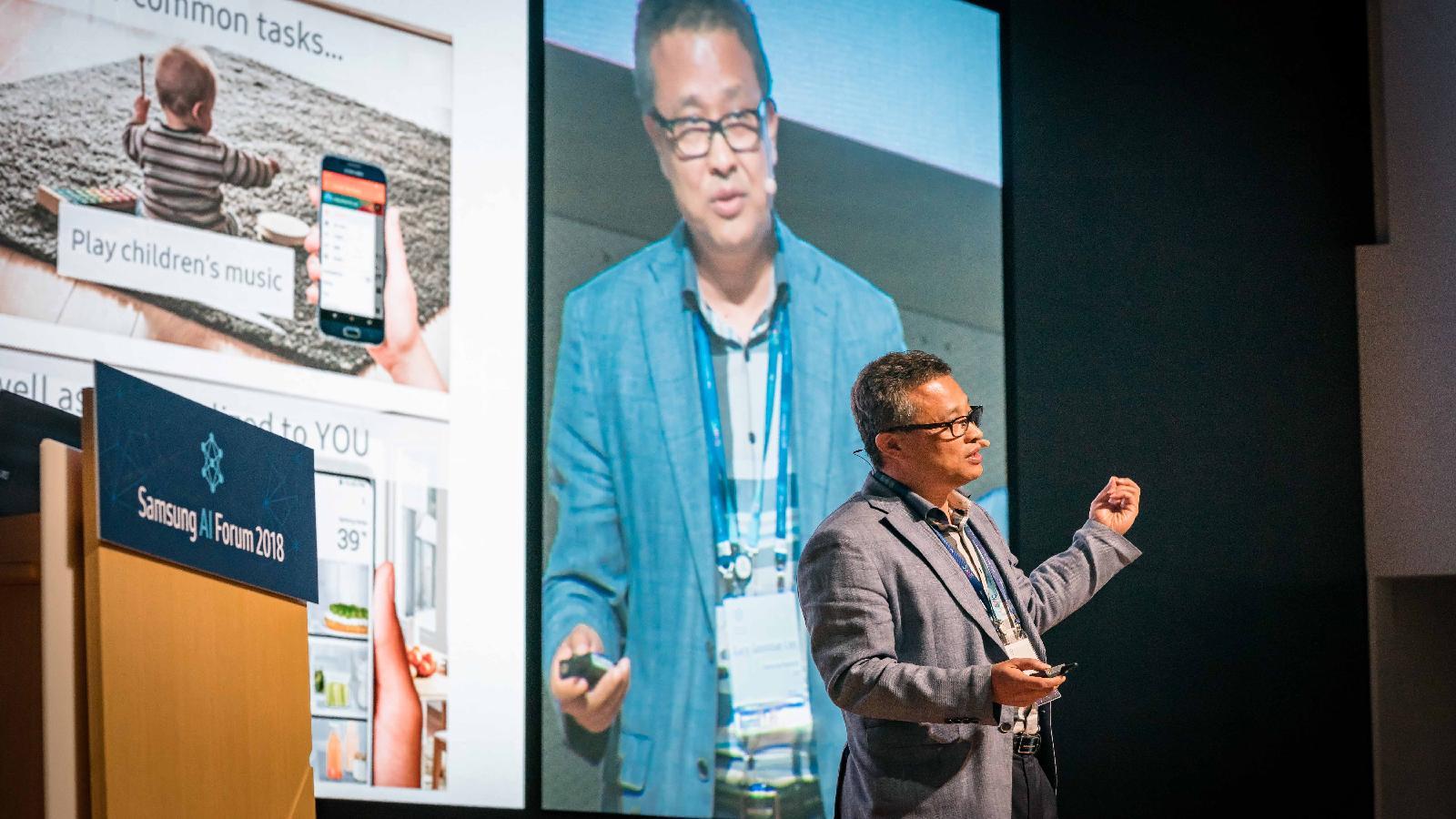 Samsung AI Forum 2018 3