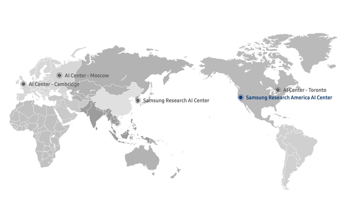 Samsung Research America AI Center