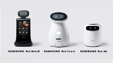 [CES2019] Samsung Bot