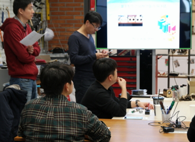 C-Lab: Instilling a Spirit of Adventure and Startup Culture at Samsung
