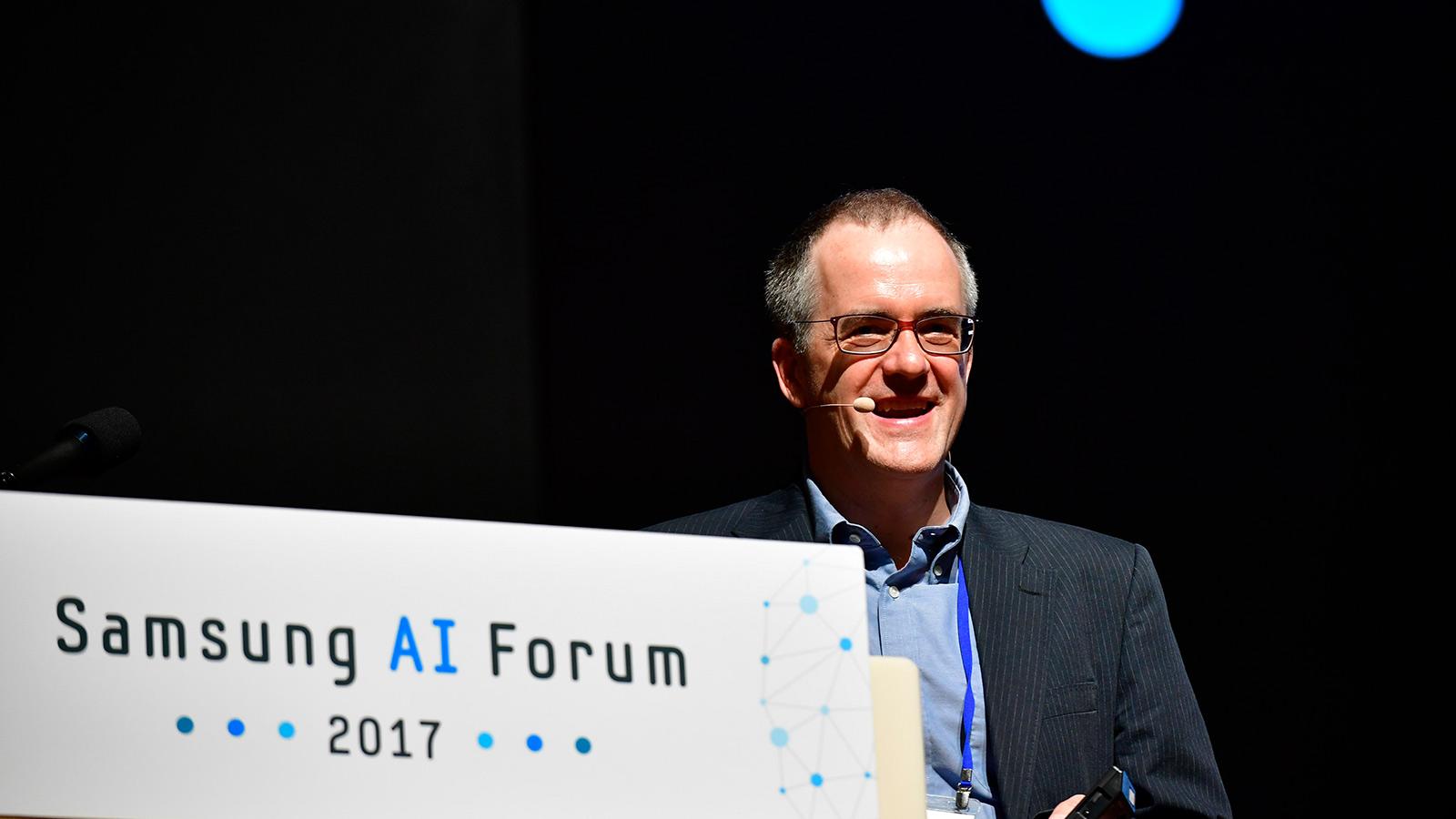 Samsung AI Forum