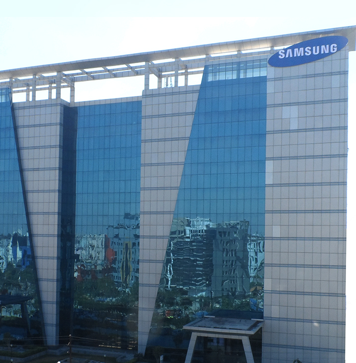 Samsung R&D Institute India-Noida