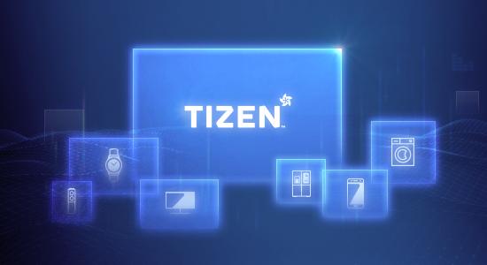 Tizen visual image